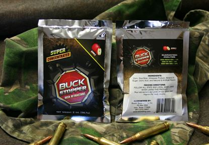 Picture of Buck Stopper Apple Scent Deer Attractant