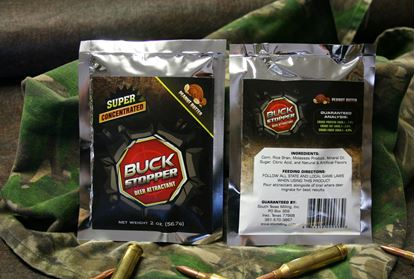Picture of Buck Stopper Peanut Butter Scent Deer Attractant