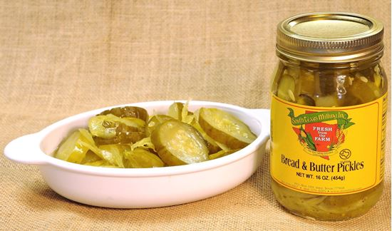 Picture of Bread & Butter Pickles