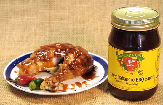 Picture of Honey Habanero BBQ Sauce