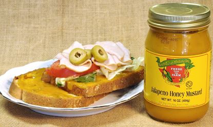 Picture of Jalapeno Honey Mustard
