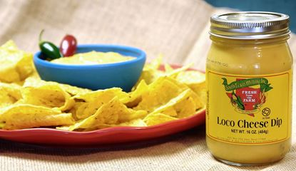 Picture of Loco Cheese Dip