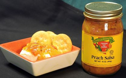 Picture of Peach Salsa