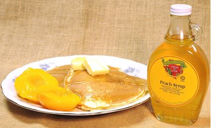 Picture of Peach Syrup