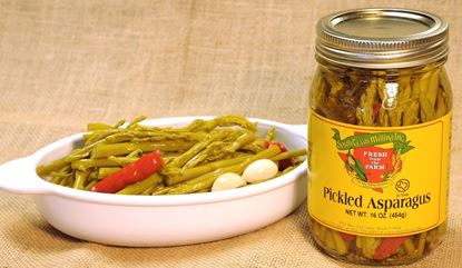 Picture of Pickled Asparagus