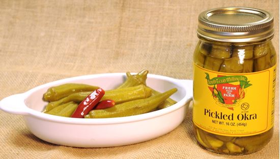 Picture of Pickled Okra