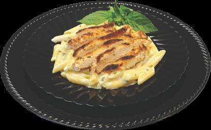 Picture of Garlic Parmesan Chicken Pasta