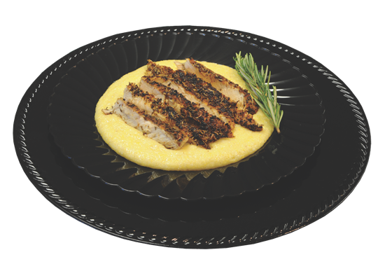Picture of Citrus Rosemary Chicken & Polenta