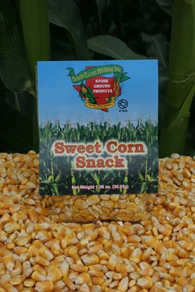 Picture of Sweet Corn Snack (ready to eat)