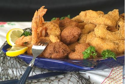 Picture of Seasoned Shrimp & Oyster Fry 12oz.