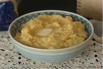 Picture of Southern Yellow Corn Grits 2#