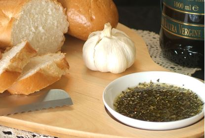 Picture of Taste of the Mediterranean Bread Dipping