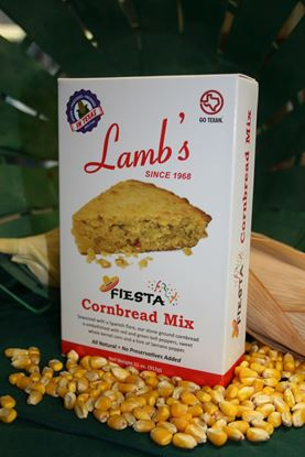 Picture of Fiesta Cornbread Mix